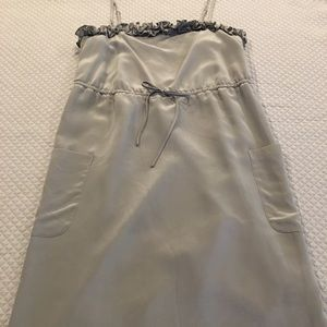 NWOT Marc Jacobs Gray Dress